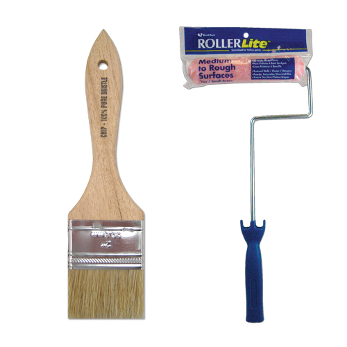 paint application; paint brush; paint roller; hd supply home improvement solutions