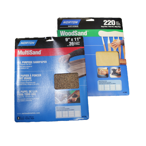 sand paper; hd supply home improvement solutions