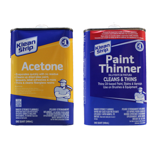 paint solvents; paint thinners; paint solvents and thinners; hd supply home improvement solutions